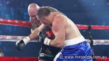 Boxing: Paul Gallen vs Lucas Browne, video, how it ended, result