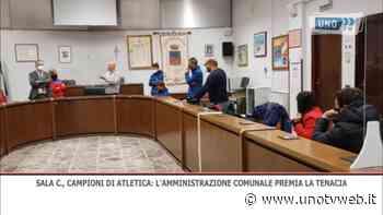 Sala Consilina, un riconoscimento per il giovane atleta Vito Paladino - Uno Tv Web