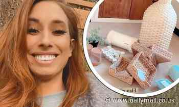 Stacey Solomon shares her massive homeware haul for her new £1.2million Essex family mansion