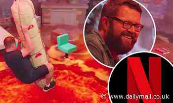 Floor Is Lava gets renewed for Season 2 on Netflix with Rutledge Wood returning to host