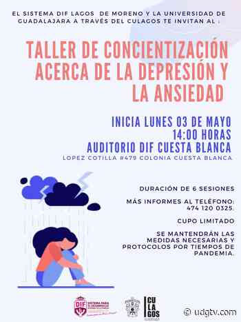 DIF Lagos de Moreno y CULagos realizan proyecto Cultura de Autocuidado - UDG TV - UDG TV
