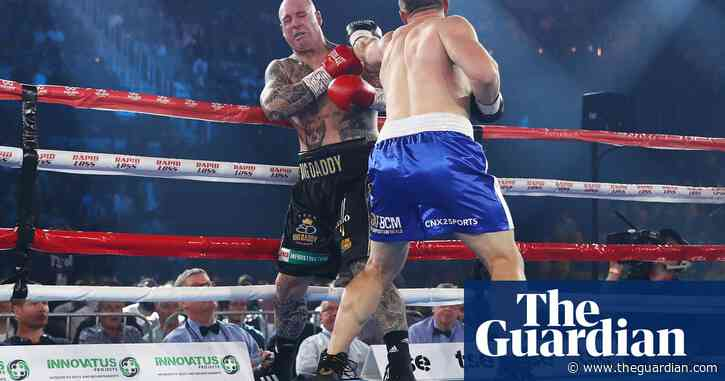Paul Gallen's boxing stock continues to rise with brutal win over Lucas Browne