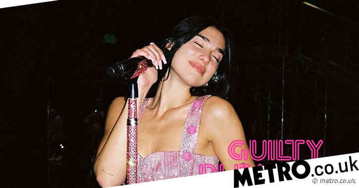 Dua Lipa 'delighted to honour carers' as she prepares to perform non-socially distanced NHS gig