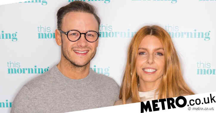Stacey Dooley thinks she 'doesn't want to marry' Kevin Clifton and jokes: 'He'd divorce me in a heartbeat'
