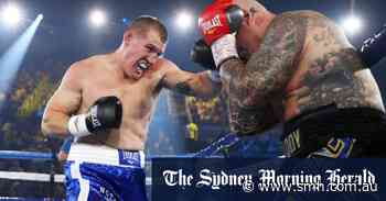 'Show me the money': Gallen chasing payday for punches after Browne demolition