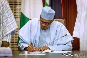 Buhari Appoints Isa-Dutse as Executive Director on Islamic Development Bank Board - Legit.ng