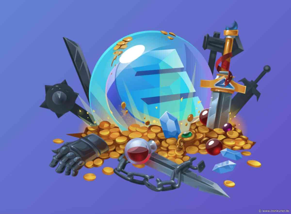 Samsung bestätigt Partnerschaft mit Enjin Coin (ENJ), der prompt um 70% steigt - Coin Kurier