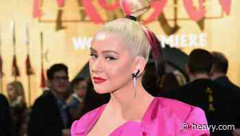 Christina Aguilera Talks Father's Abuse & Weight Issues - Heavy.com
