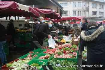 Votre plus beau marché 2021 : le marché de Louviers, du frais et du direct ! - Paris-Normandie