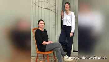 """Hartsvriendinnen maken droom waar met webwinkel voor tweedehandsmeubels: """"We verkopen meubels met een verhaal, - Het Nieuwsblad"""