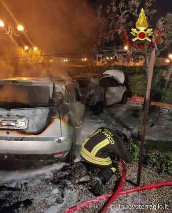 Preganziol San Trovaso. Incendio di due autovetture - Il Nuovo Terraglio