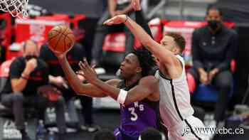 Replenished Raptors squad dispatches hobbled Nets, extends win streak to 4 games