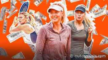 Maria Sharapova's net worth in 2021 - ClutchPoints