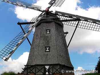 Die schöne Mühle in Issum - Issum - myheimat.de