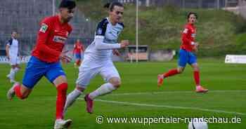 Fußball-Regionalligist Wuppertaler xxxxx Wegberg-Beeck 4:0 (2:0) - Wuppertaler-Rundschau.de