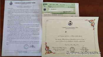 Darfo Boario Terme: il comune consegna 247 borse di studio e 31 assegni - QuiBrescia.it