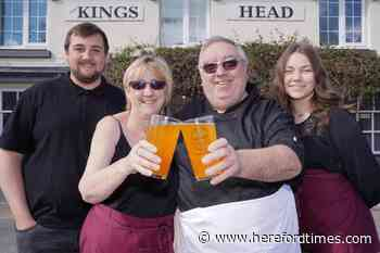 Recently reopened Herefordshire pub gets new premises licence