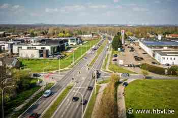 AWV pakt 'zwart stuk' op Diepenbeekse Verbindingslaan aan - Het Belang van Limburg