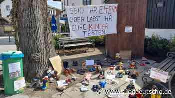 Tutzing: Eklat wegen Protests gegen Corona-Politik - Süddeutsche Zeitung