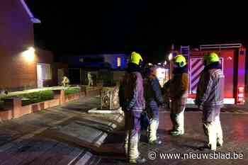 Brandweer rukt uit voor problemen met boiler in woning