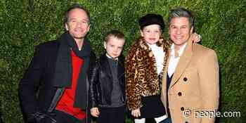 Neil Patrick Harris Jokes He'll Visit Disney with His Kids Every Year Until They 'Can't Stand Me' - PEOPLE