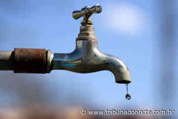 Abastecimento de água em Currais Novos é suspenso por causa de vazamentos - Tribuna do Norte - Natal