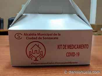 Alcaldía de Sonzacate entregará kit de medicamentos a personas del municipio con sospechas de covid-19 - Diario La Huella