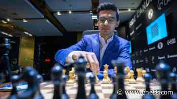 FIDE Candidates Tournament: Giri Strikes, Moves Into Second-Place Tie‎ - Chess.com