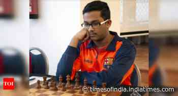 Tamil Nadu teenager Arjun Kalyan becomes India's 68th GM - Times of India