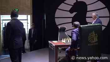 It's back to the board for Chess' grandmasters - Yahoo News