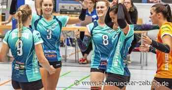 Volleyball: SSC Freisen bastelt am Aufstieg in die 2. Liga - Saarbrücker Zeitung
