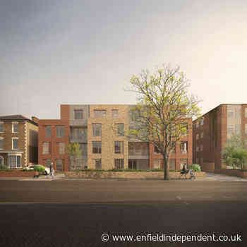 Four-storey flats set for detached homes site in Haringey - Enfield Independent