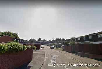 Drug-driver caught in Hereford housing estate after taking morphine and cocaine