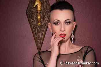 Burlesque star and 'Quarantine Cabaret' creator Michelle L'amour wants you to feel better about feeling good