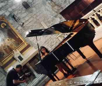 Maria Chiara Capecchi si è diplomata al Conservatorio Musicale di Siena - L'Etruria