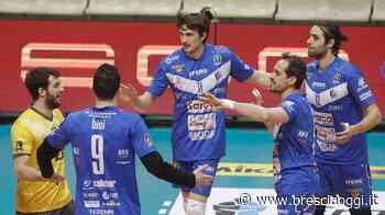 Pallavolo, A2 maschile: Consoli batte Siena in gara-1 delle semifinali - Brescia Oggi