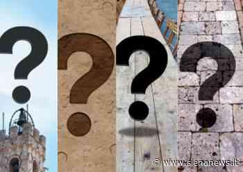 Manifesti con punti interrogativi affissi per tutta Siena: svelato il mistero - Siena News