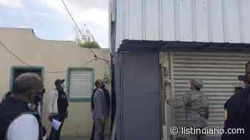Autoridades informan desmantelan fábrica clandestina de alcohol en San Francisco de Macorís - Listín Diario