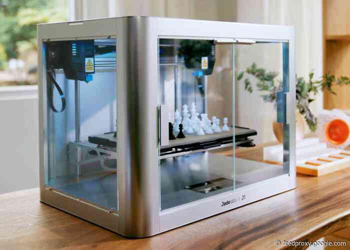 Jadelabo J1 IDEX 3D printer hits Kickstarter from $779