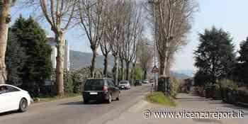 Montecchio Maggiore: chiusura cavalcaferrovia di via Battaglia - Vicenzareport