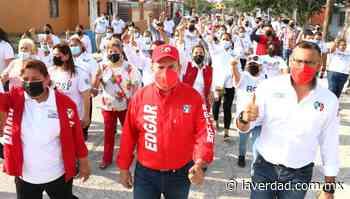 Ante el abandono del actual gobierno, PRI ganará Valle Hermoso: Melhen - La Verdad de Tamaulipas