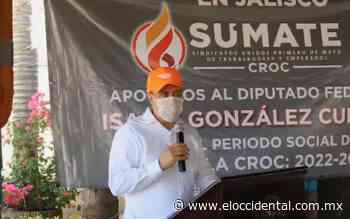 José Miguel Gómez busca reelección por MC en Jocotepec - El Occidental