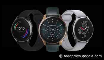 OnePlus Watch software update released