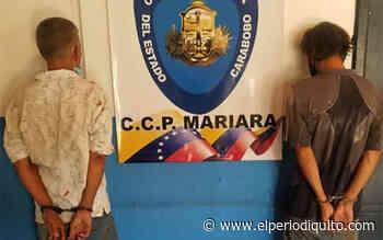 """Diario El Periodiquito - Cayeron """"Los Gozones de Mariara"""" por abusar de una joven - El Periodiquito"""
