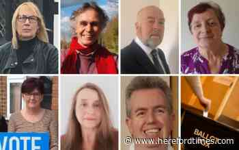These are the candidates standing for the Newton Farm by-election