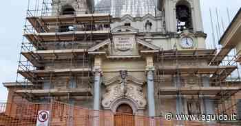Lavori al santuario Regina Pacis di Fontanelle - La Guida - LaGuida.it