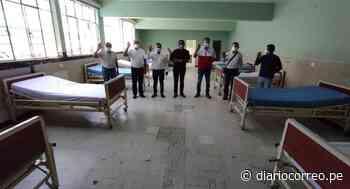 Implementan 20 camas para pacientes Covid-19 en Hospital San Francisco de Cartavio - Diario Correo