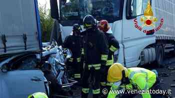 Schianto in A4, morto un automobilista - VeneziaToday