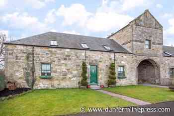 Dunfermline: High Valleyfield steading near school on the market with Remax and Zoopla - Dunfermline Press
