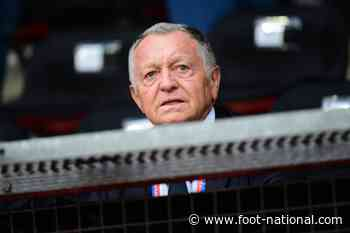 """OL : Aulas toujours """"inquiet"""" pour l'attribution des droits TV de la Ligue 1"""